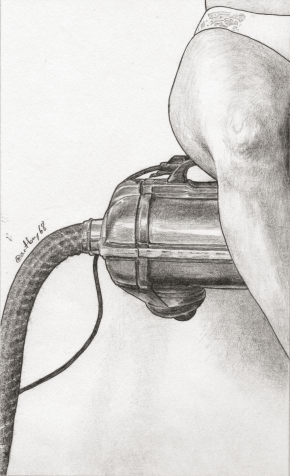 'Electrolux' graphite study